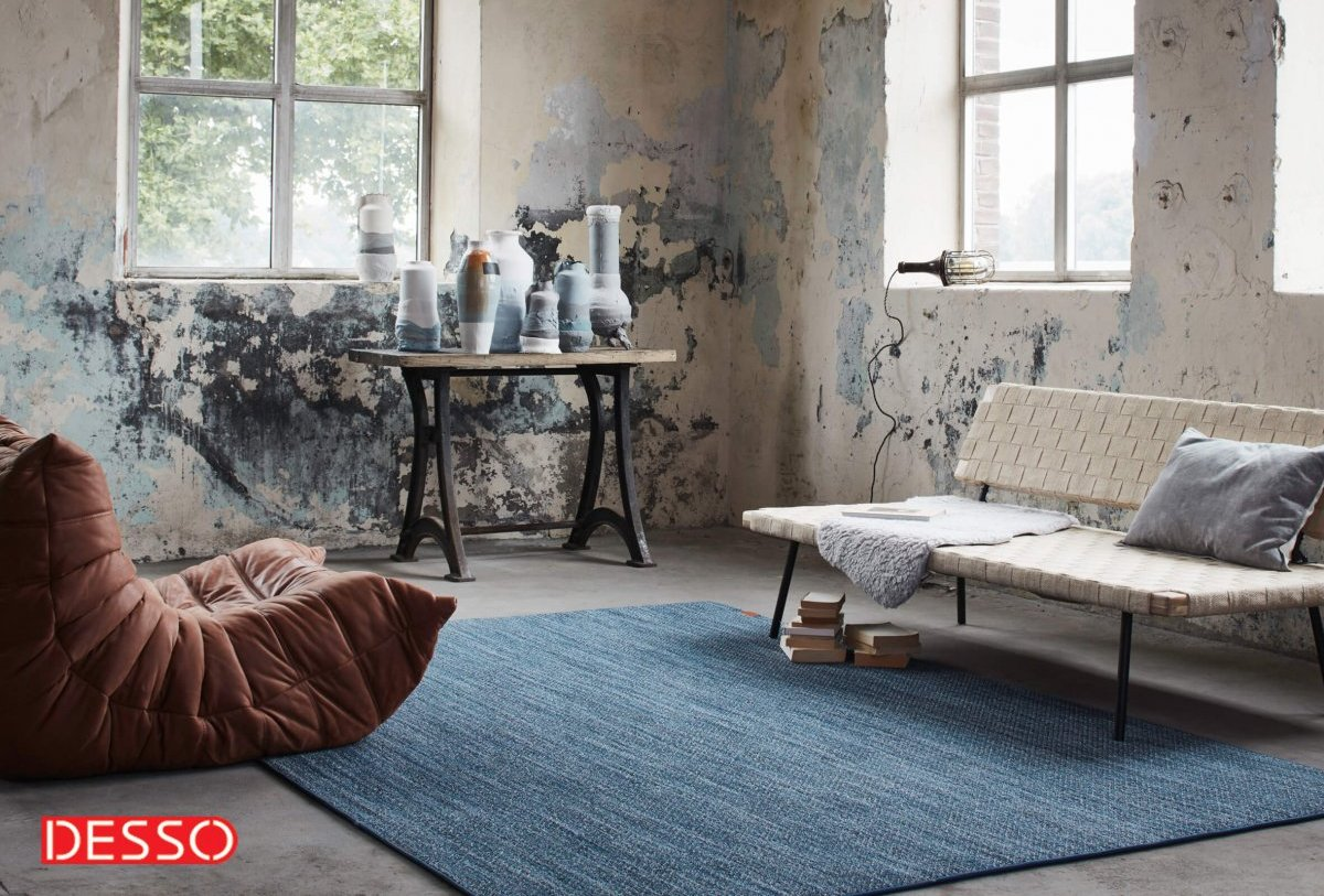Desso Denim vloerkleed